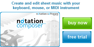 Notation Composer Ad - medium